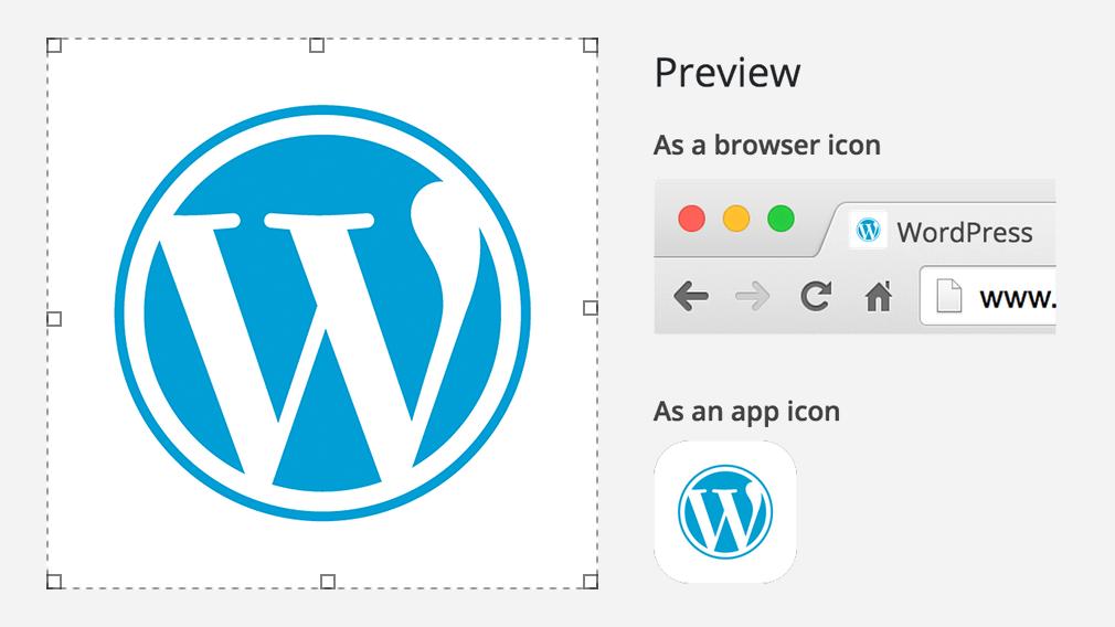 site-icon-customizer