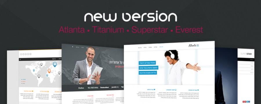 Pojo New Version: הדור השני של ערכות העיצוב מחכה לכם