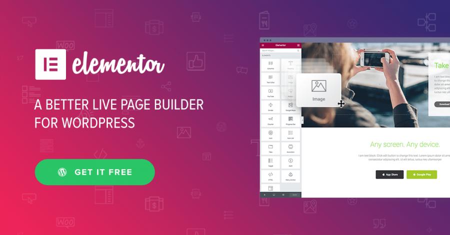 תכירו את אלמנטור: הפייג' בילדר שמשנה את חווית העיצוב על WordPress