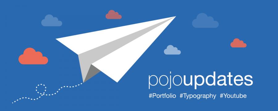 שחרור גרסה: פורטפוליו, טיפוגרפיה ונגן יוטיוב מתקדם