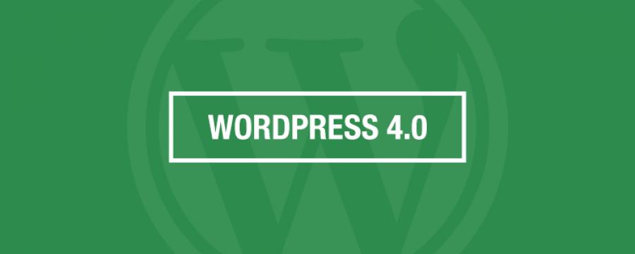 תכירו את וורדפרס 4.0